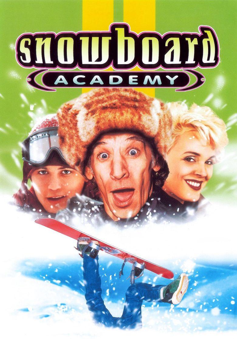 Snowboard Academy Poster