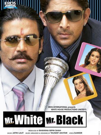 Mr. Black Mr. White Poster