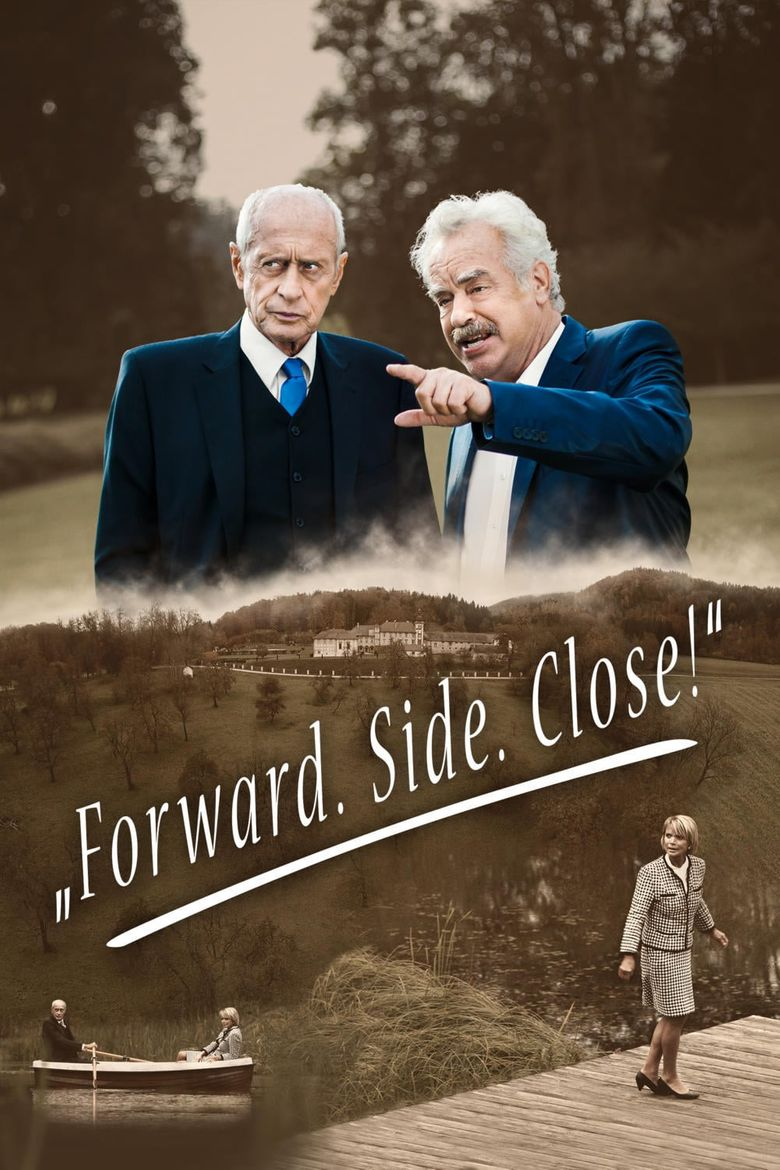 Forward. Side. Close! Poster