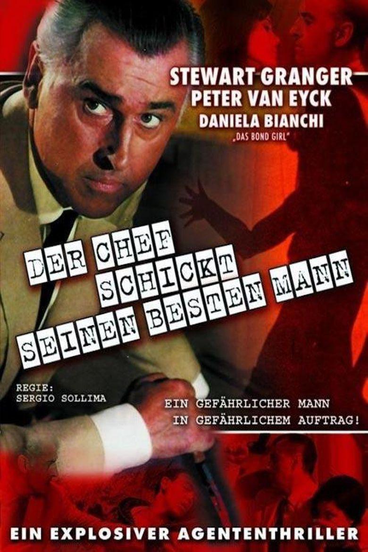Requiem per un agente segreto Poster
