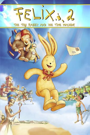 Felix: The Toy Rabbit and the Time Machine Poster