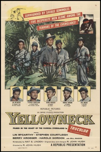 Yellowneck Poster