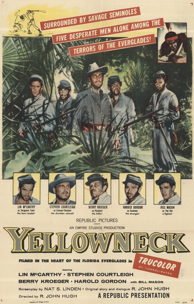 Yellowneck Poster