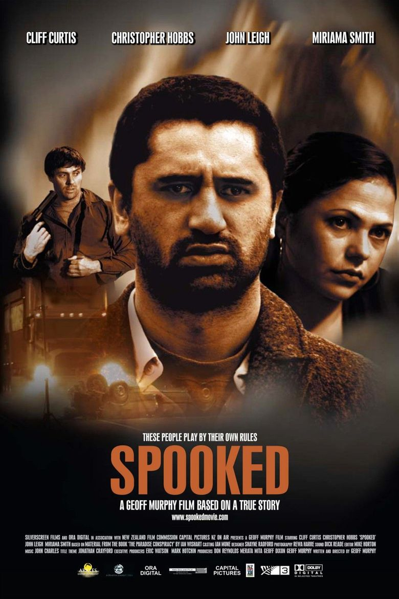 Spooked Poster