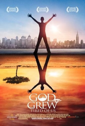 God Grew Tired of Us Poster