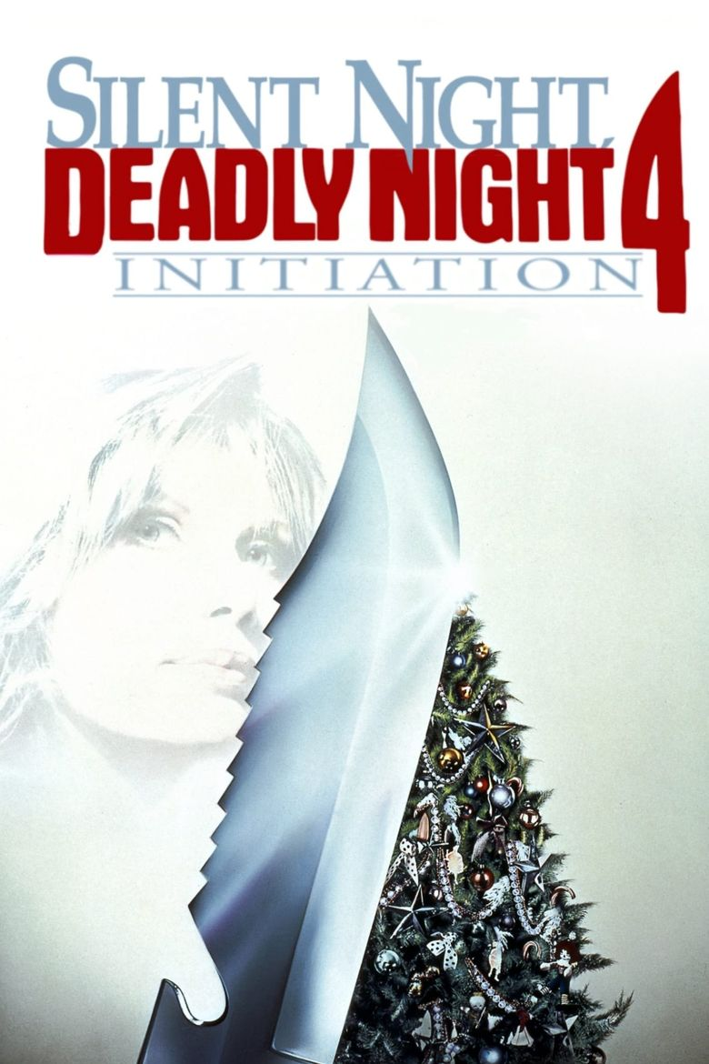Silent Night Deadly Night 4: Initiation Poster