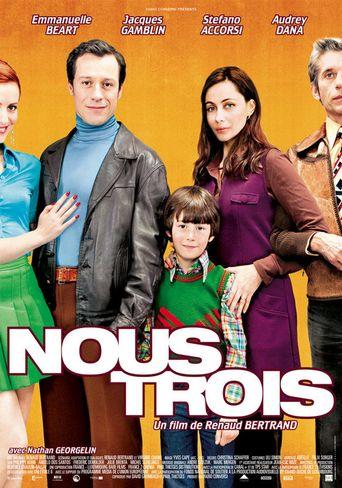 Nous Trois Poster