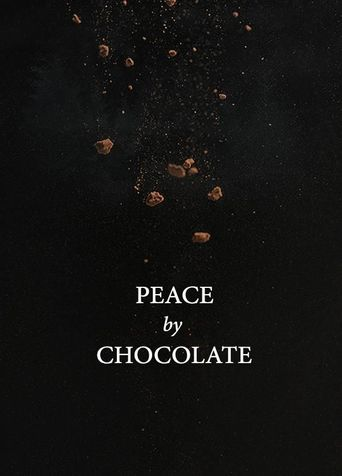 Peace by Chocolate Poster