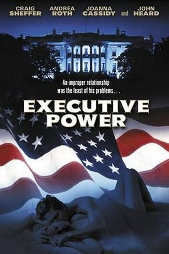 Executive Power Poster
