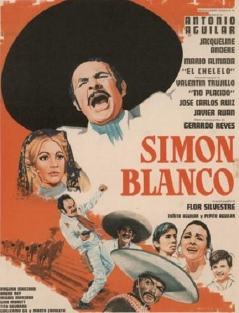 Simon Blanco Poster
