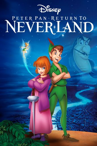 Watch Return to Never Land