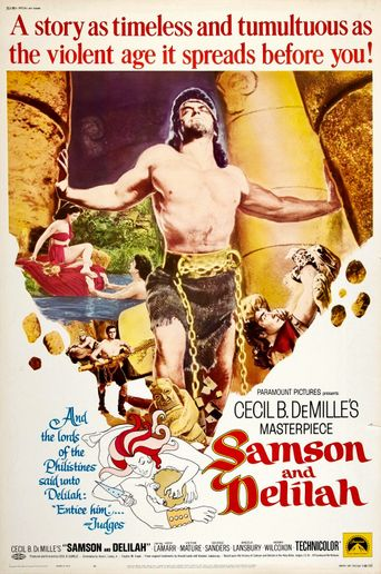 Watch Samson and Delilah
