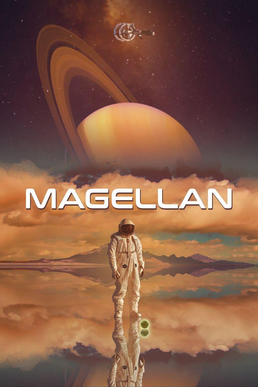 Magellan Poster