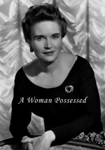 A Woman Possessed Poster