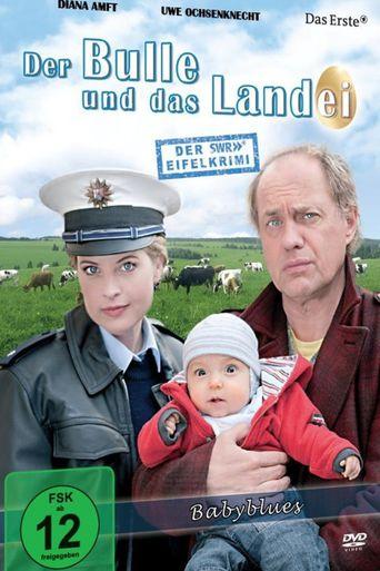 Der Bulle und das Landei - Babyblues Poster