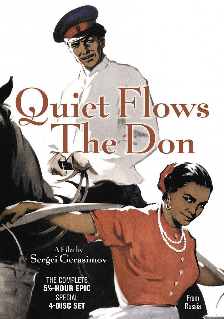 Quiet Flows the Don Poster