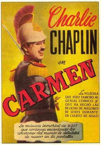 A Burlesque on Carmen Poster