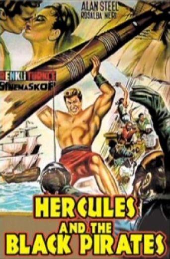 Sansone contro il corsaro nero Poster