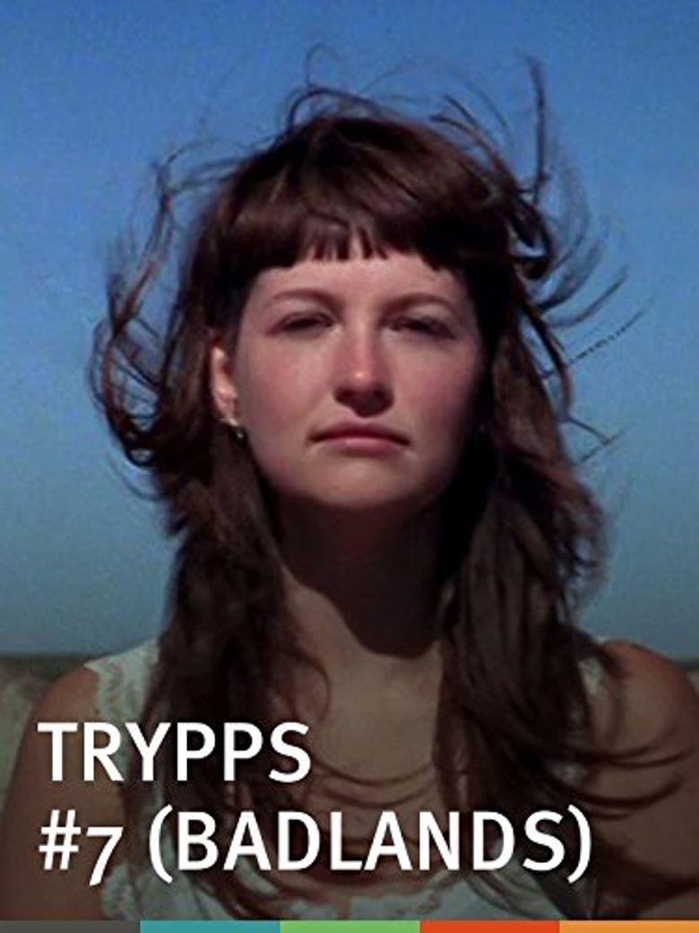 Trypps #7 (Badlands) Poster