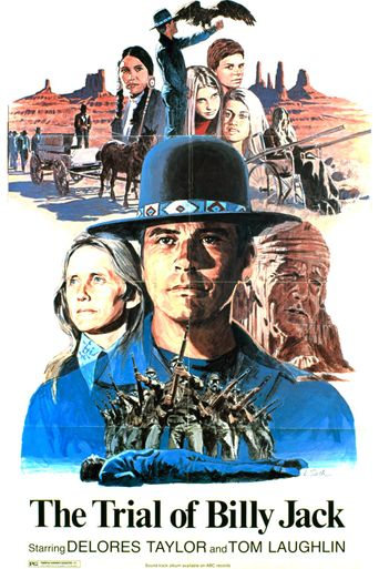 The Trial of Billy Jack Poster