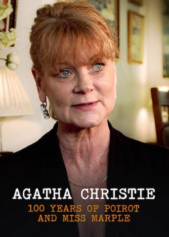 Agatha Christie: 100 Years of Suspense Poster