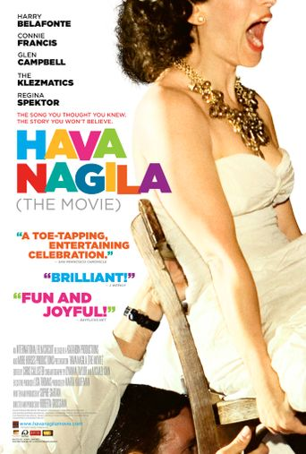 Watch Hava Nagila: The Movie