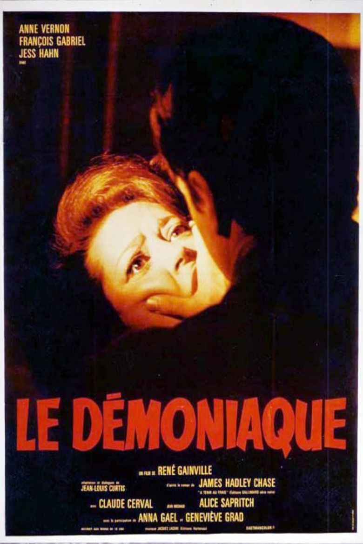 Le démoniaque Poster