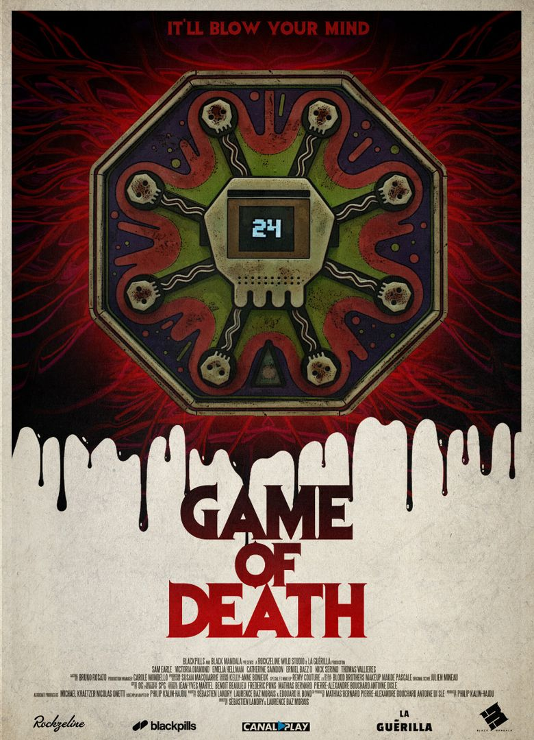 Game of Death Poster