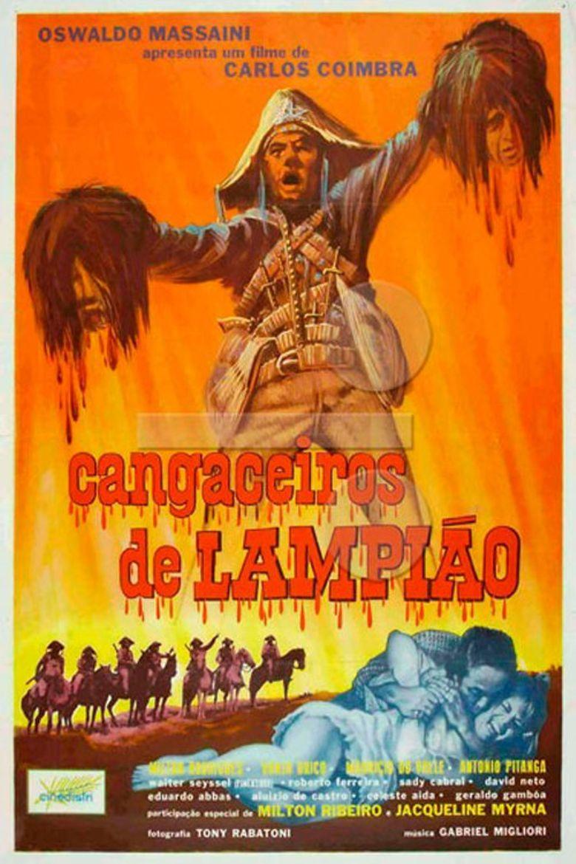 Cangaceiros de Lampião Poster