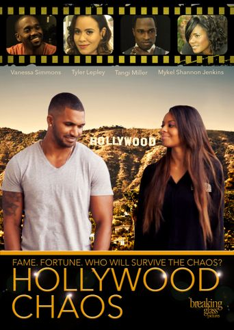 Hollywood Chaos Poster