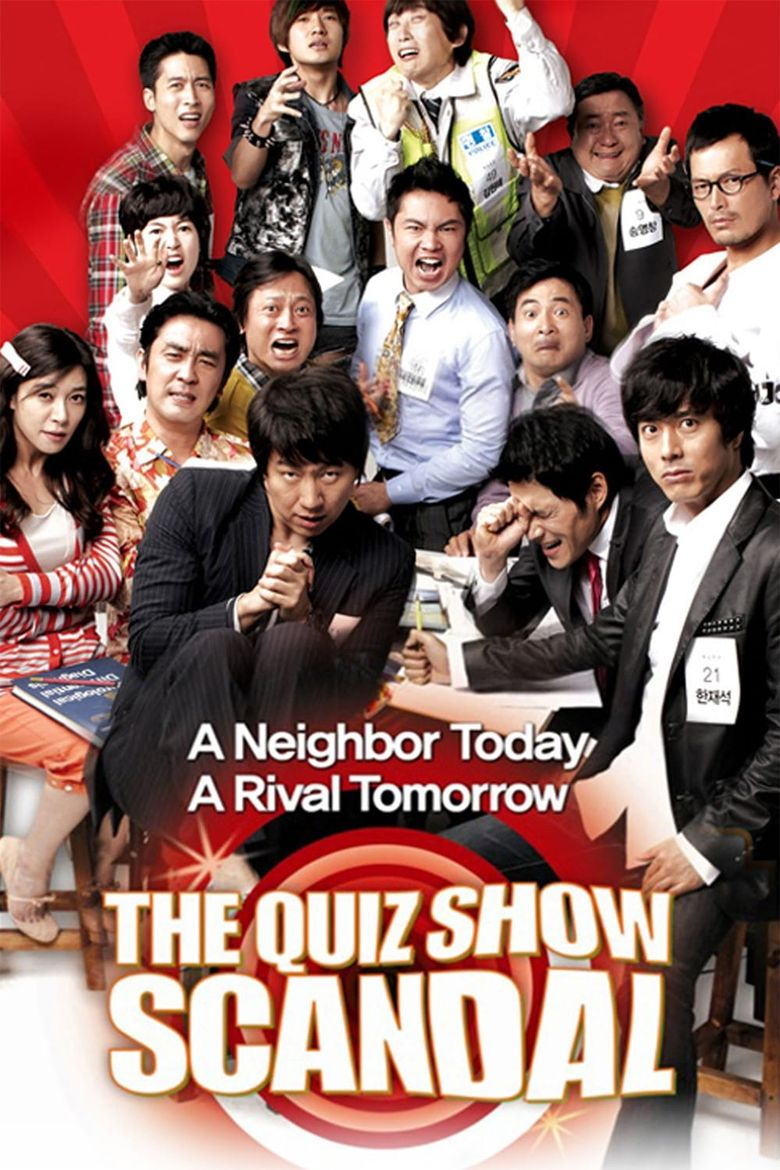 The Quiz Show Scandal Poster