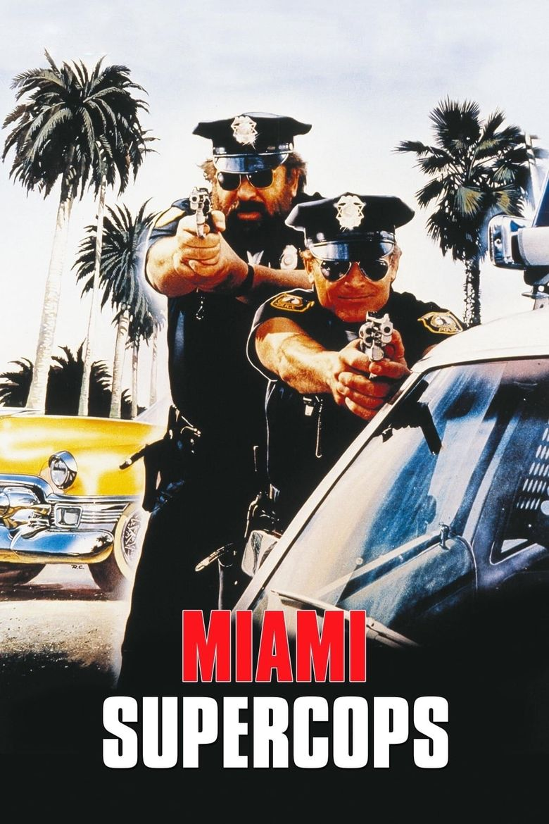 Miami Supercops Poster