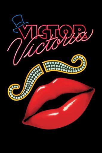 Victor/Victoria Poster