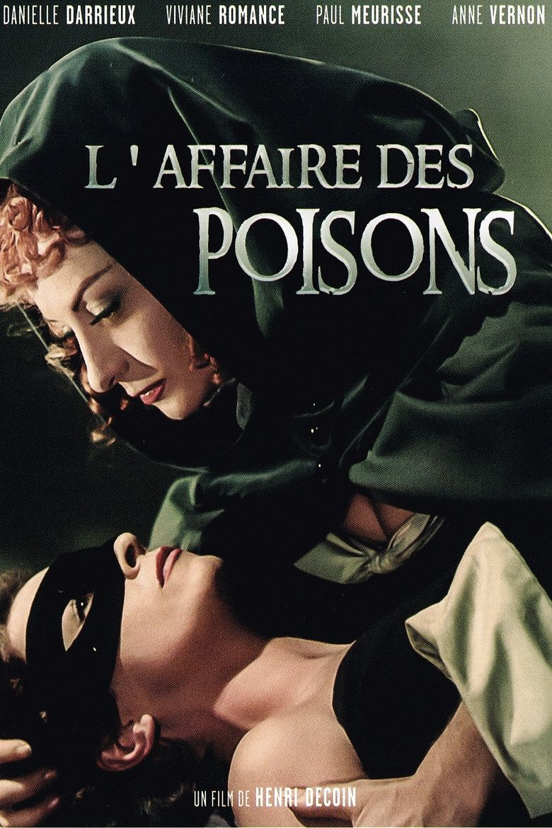 The Case of Poisons Poster