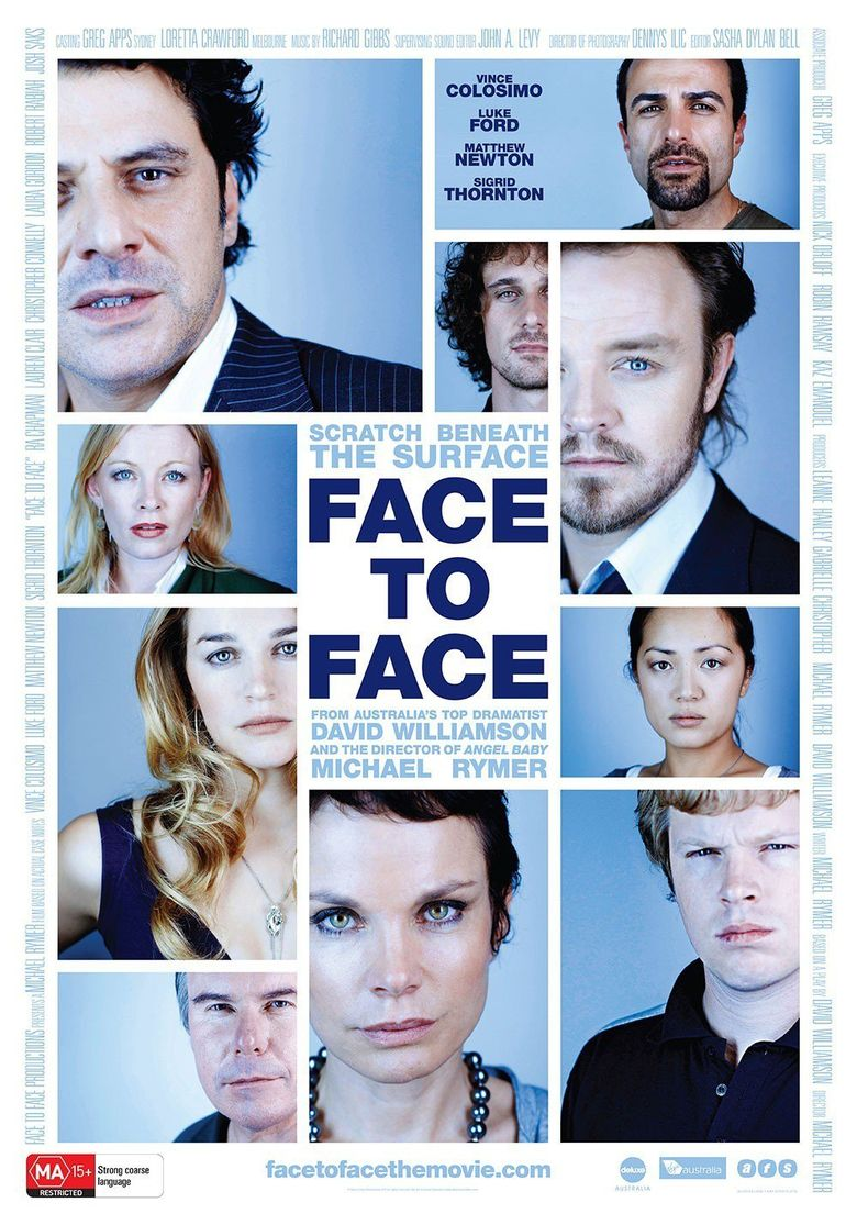 Face to Face Poster