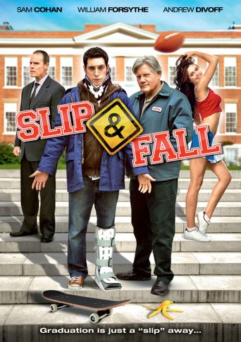 Slip and Fall Poster