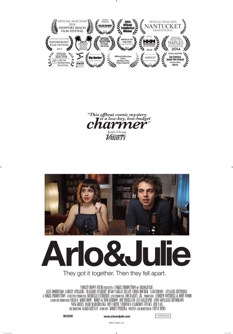 Arlo and Julie Poster