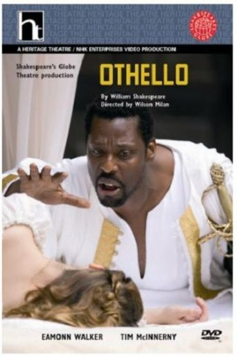 Othello: Shakespeare's Globe Theatre Poster