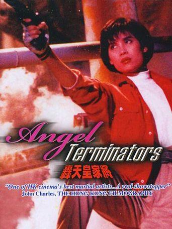 Angel Terminators Poster