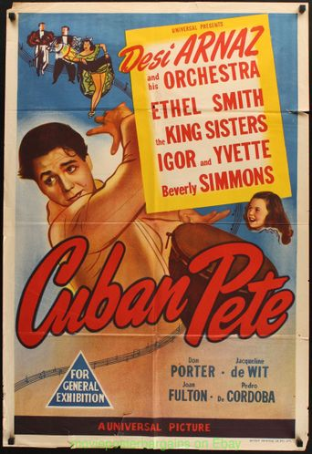 Cuban Pete Poster