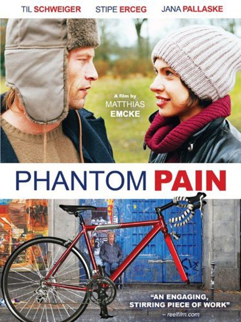 Phantom Pain Poster