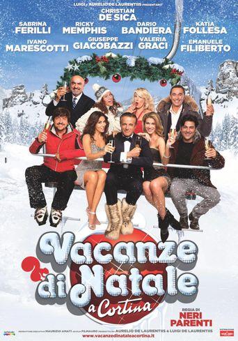 Vacanze di Natale a Cortina Poster