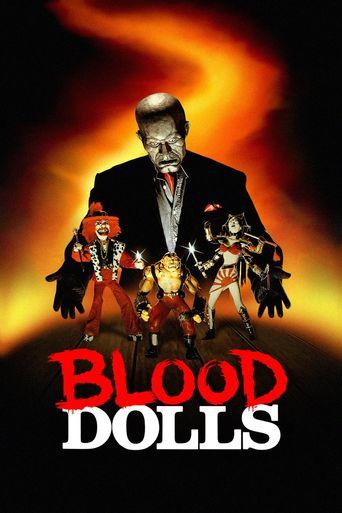Blood Dolls Poster