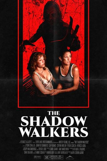 The Shadow Walkers Poster