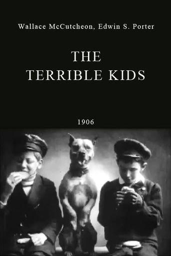 The Terrible Kids Poster
