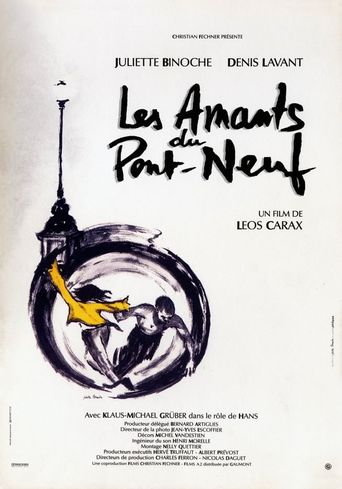 Watch The Lovers on the Bridge