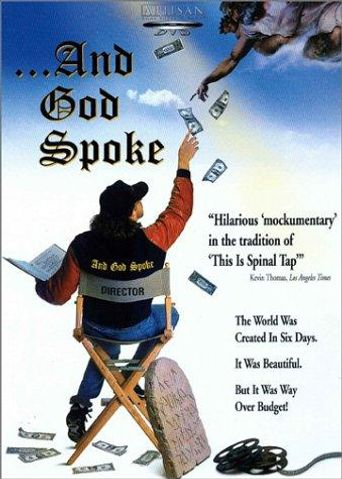 The Making of '...And God Spoke' Poster
