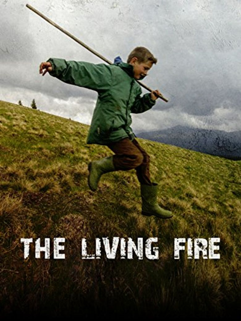The Living Fire Poster