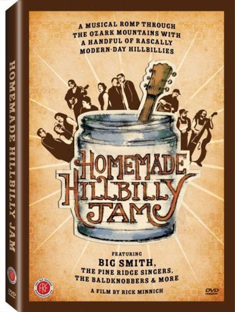 Homemade Hillbilly Jam Poster