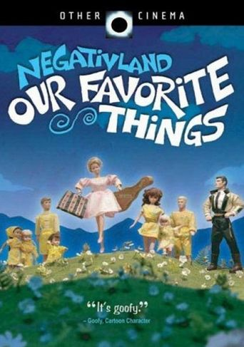 Negativland: Our Favorite Things Poster